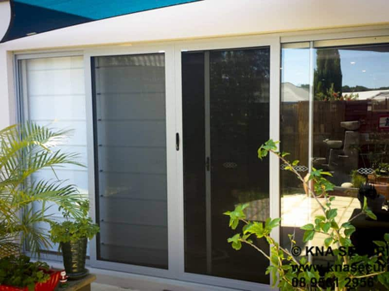What To Look For In Sliding Security Doors Kna Security