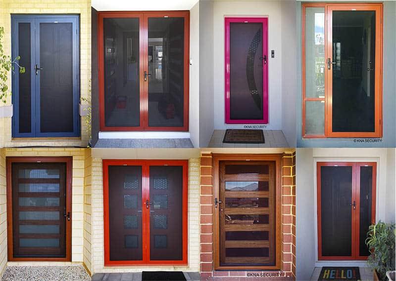 Security Doors As A Feature Kna Security
