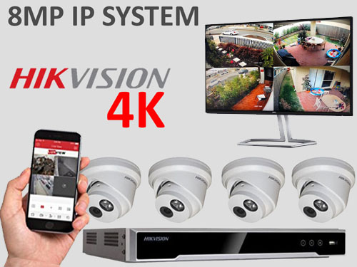 8mp CCTV