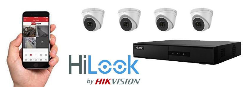 Hilook 4mp Ip System Kna Security