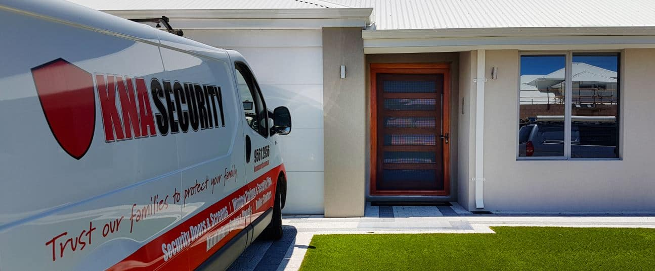 security door repair Perth
