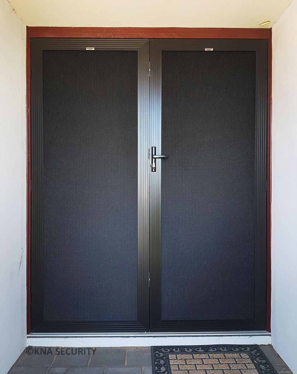 Privacy Security Screen Doors