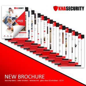 Security door brochure