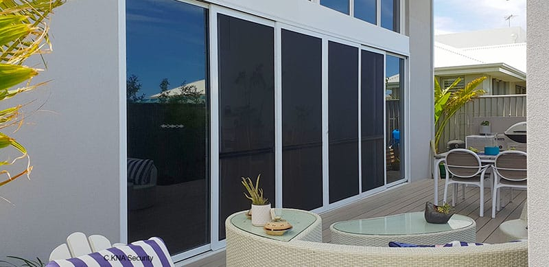 stainless steel screen doors sliding stacking