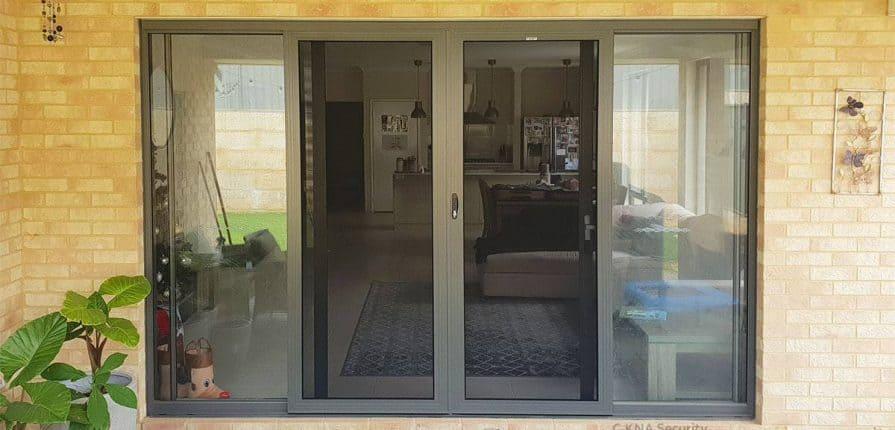Double security door to Jason Windows