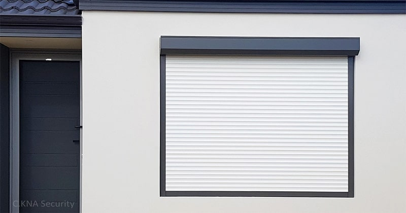 Manual Roller Shutters from KNA