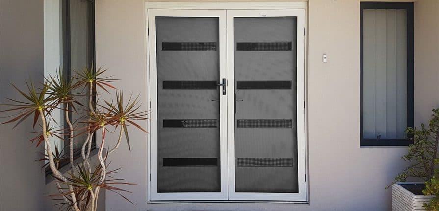 Front Door Security Screens Perth