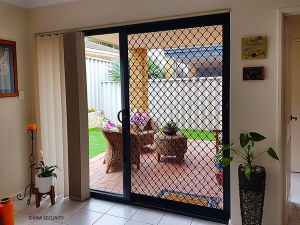 Sliding Security Doors Perth
